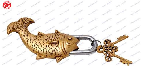 Designer Key Fish Shape