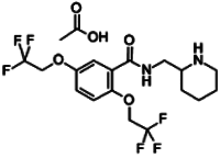 Flecainide acetate