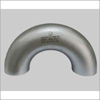 Alloy Steel 180 Degree Long Radius Elbow