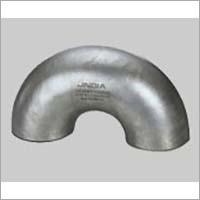 High Nickel Alloy 180 Short Radius Elbow