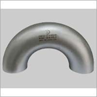 Stainless Steel 180 Short Radius Elbow