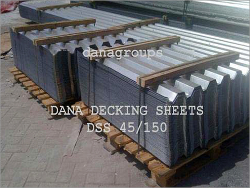Roof Decking Steel Sheet