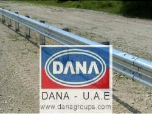 Guardrails & Crash Barriers