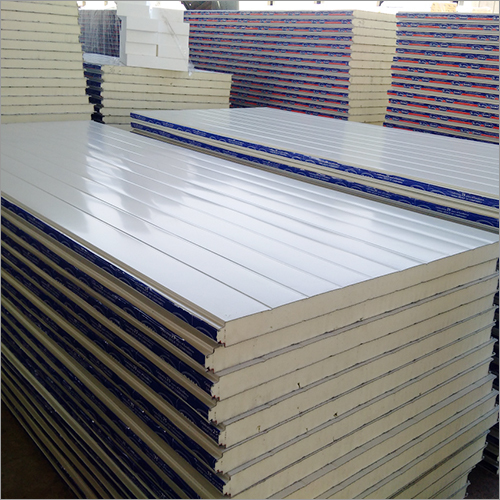 Insulated Sandwich Panel Wall