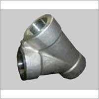 Duplex Steel Lateral Tee
