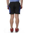 Mens black & White Shorts