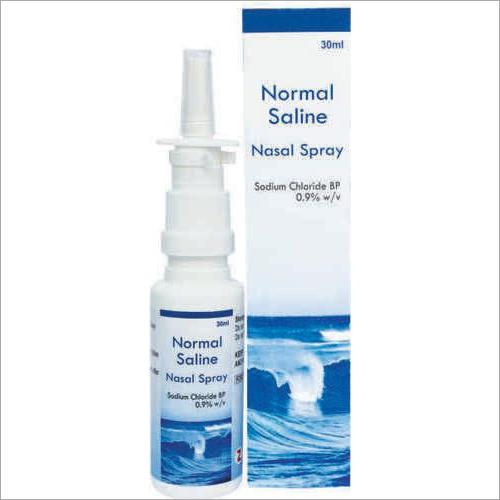 Normal Saline Nasal Spray