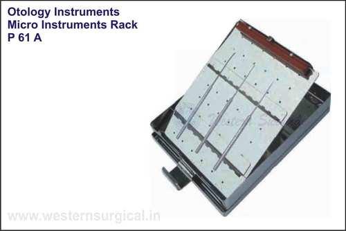 Micro Instruments Rack