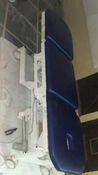 Hi Low Treatment Table Motorized 3 Section Single Motor