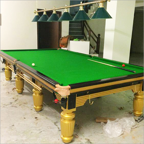 Fancy Billiard Table