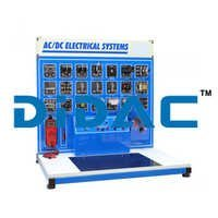 AC DC Electrical Learning System