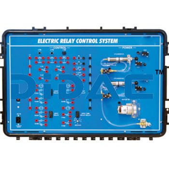 Portable Electric Relay Control Learning System