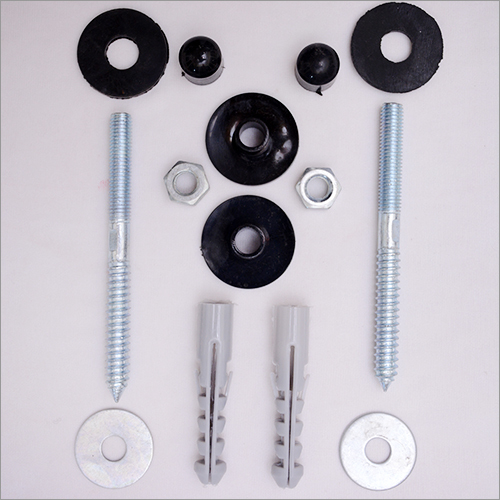 10mm MS Wash Basin Rack Bolt Screw
