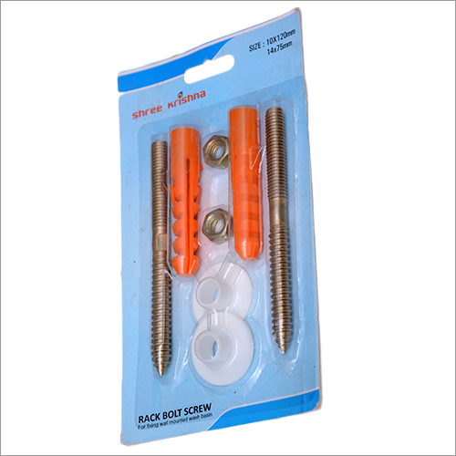 Wash Basin Rack Bolt Screw