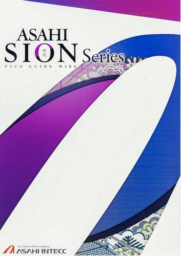 Sion Blue Ptca guide wire