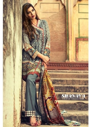 Latest Designer Party Wear Salwar Kameez Suit