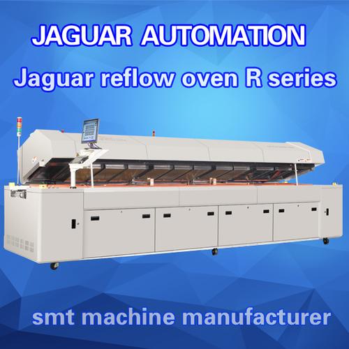 Full automatic R series Jaguar reflow oven equipment led light
