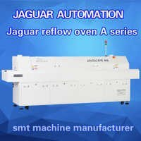 small-Size Lead-Free Reflow Oven with 6 Heating-Zones A6
