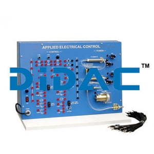 Electric Relay Control Learning System