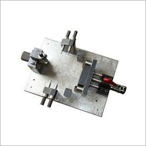 Jig And Fixture For Machining