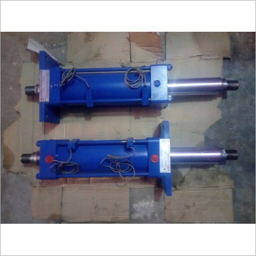 Magnetic Position Sensing Hydraulic Cylinder