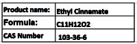 Ethyl Cinnamate