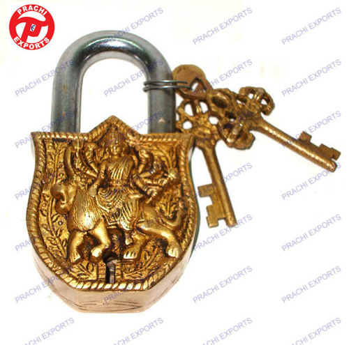 Lock W/ Keys Durga Design