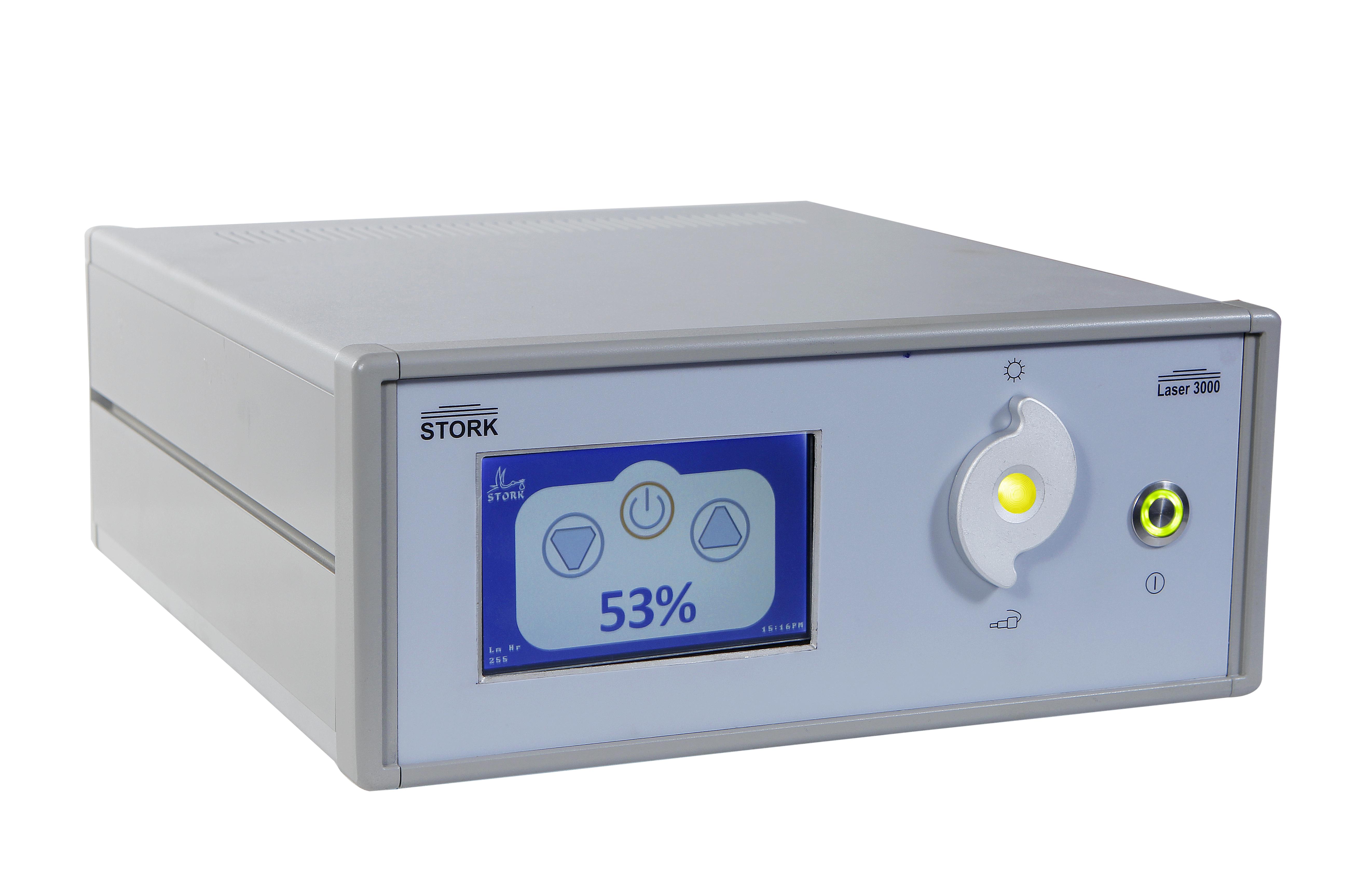 Hybrid Laser-Led Source