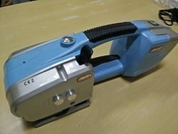 Battery Powered Plastic Strapping Tool