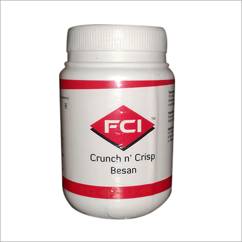 Preservative for Crunch N Crisp Besan