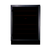 Dual Zone Wine Cooler 46 Bottles