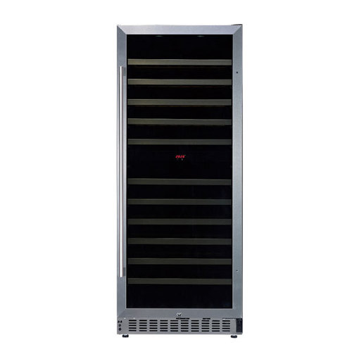 Dual Zone Wine Cooler 102 Bottles