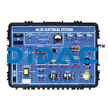 Portable Ac Dc Electrical Learning System
