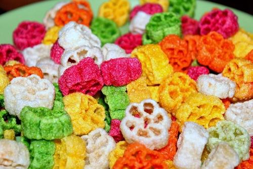 Crunchy Fryums