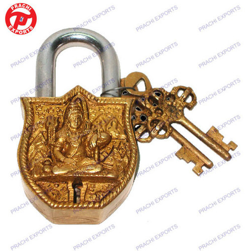 Lock W/ Keys Shiva Design