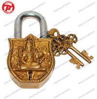 Lock W/ Keys Shiva Design