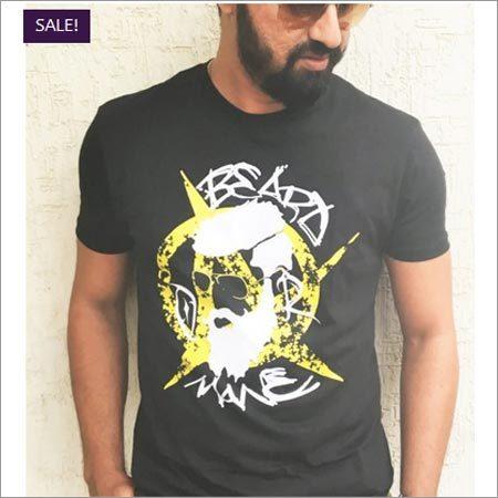 Customized Black T Shirts