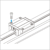 Structural Member Rail LM Guide