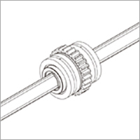 Geared Type Rotary Ball Spline