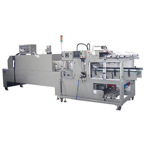 Fully Automatic Web and Sleeve Shrink Machine