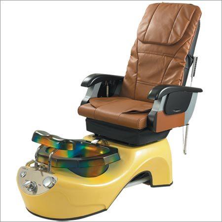 Massage Chair Cum Beauty Foot Spa