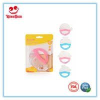 Animal Shaped Silicone Baby Teether