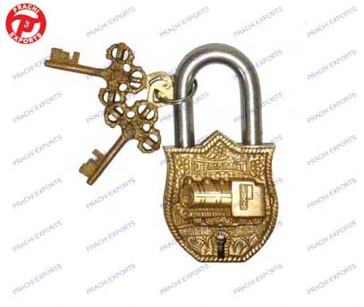 Lock W/ Keys Rail Engine Design