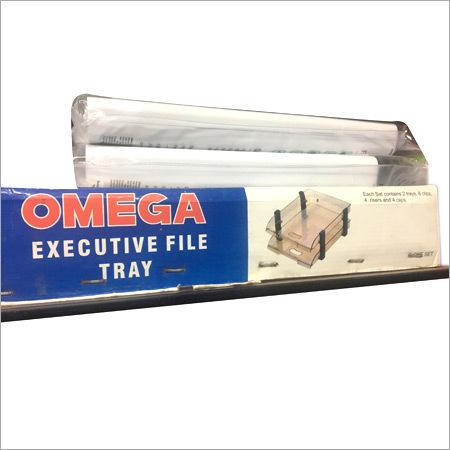 Omega Executive File Tray