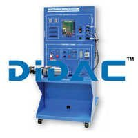 DC Electronic Drives Learning System