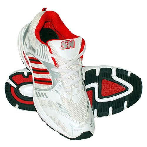 Jogger Shoes Red