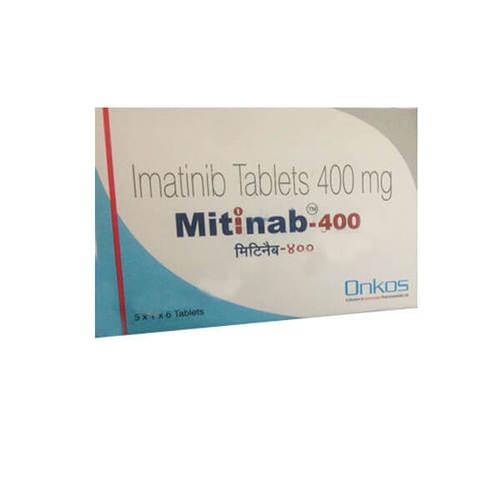 Mitinab Imatinib 400 mg Glenmark