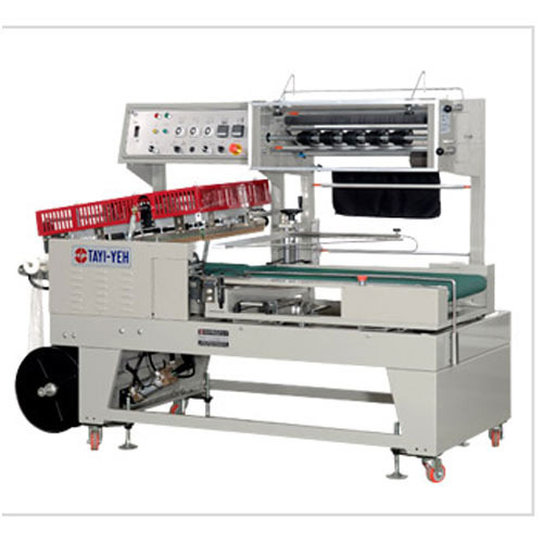 Fully Automatic L Type Sealing & Shrink Machine