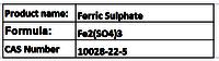 Ferric Sulphate