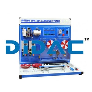 Motion Control Learning System